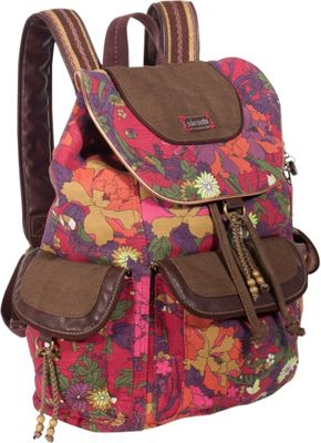 The Sak Artist Circle Backpack