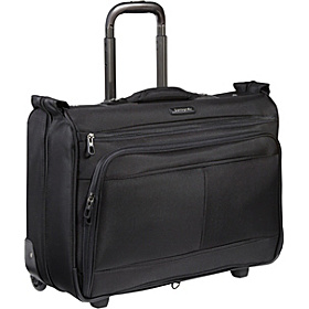DKX 2.0 Carry-on Wheeled Garment Bag Black