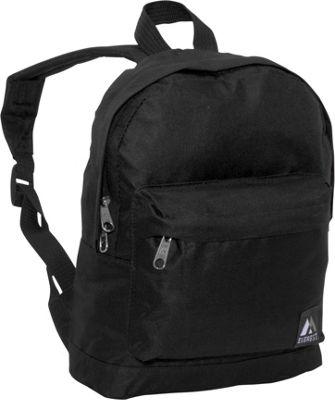 Everest Junior Kids Backpack Black - Everest Everyday Backpacks