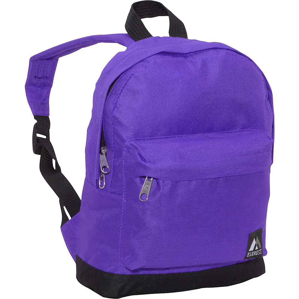 Everest Junior Kids Backpack Dark Purple / Black - Everest Everyday Backpacks