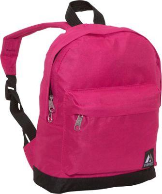 Everest Junior Kids Backpack Hot Pink / Black - Everest Everyday Backpacks