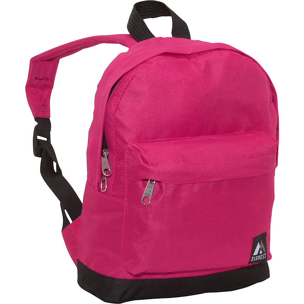 Everest Junior Kids Backpack Hot Pink / Black - Everest Everyday Backpacks - Backpacks, Everyday Backpacks