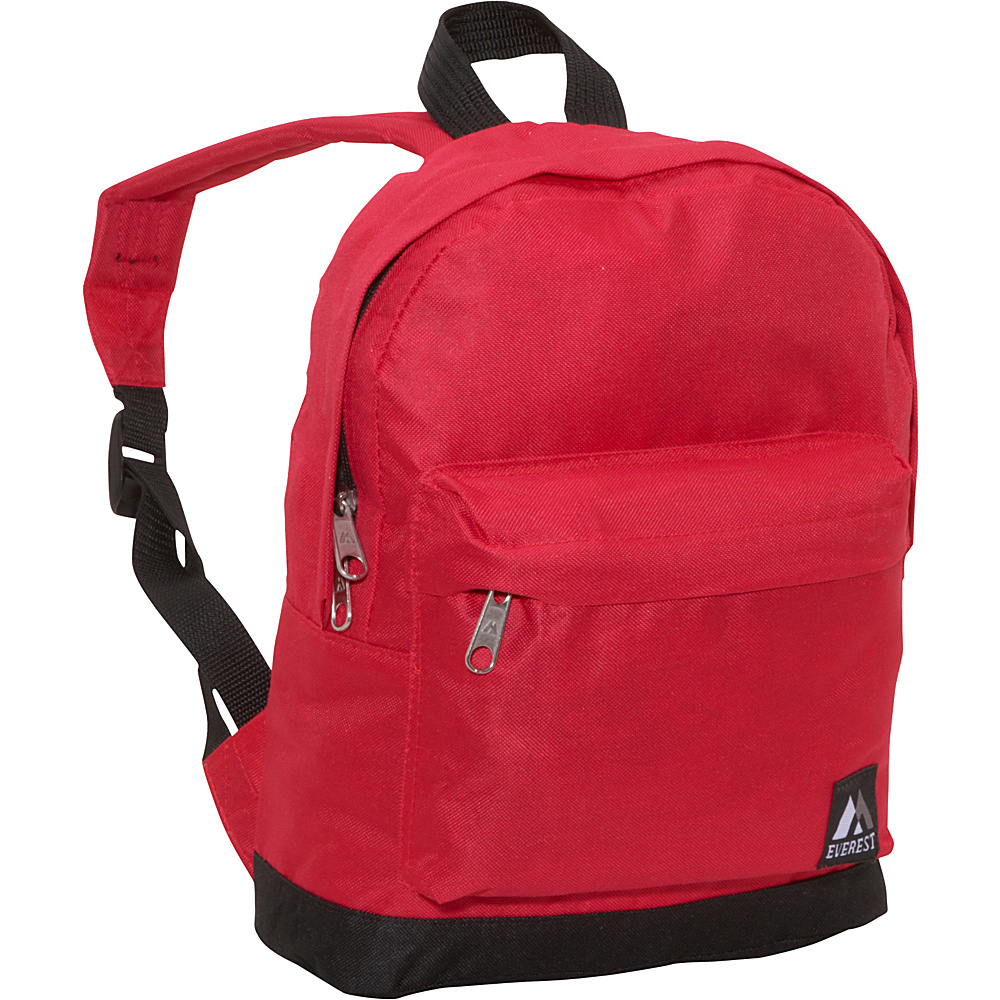 Everest Junior Kids Backpack Red/Black - Everest Everyday Backpacks - Backpacks, Everyday Backpacks