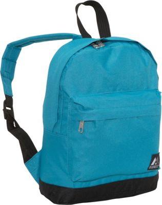 Everest Junior Kids Backpack Turquoise / Black - Everest Everyday Backpacks