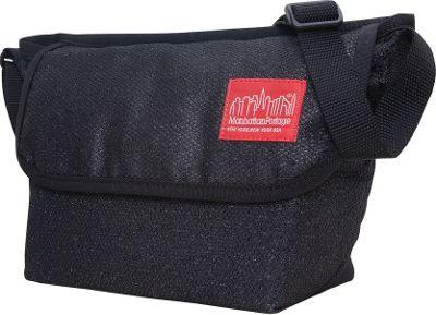 Manhattan Portage Midnight NY Messenger Bag Black - Manhattan Portage Messenger Bags