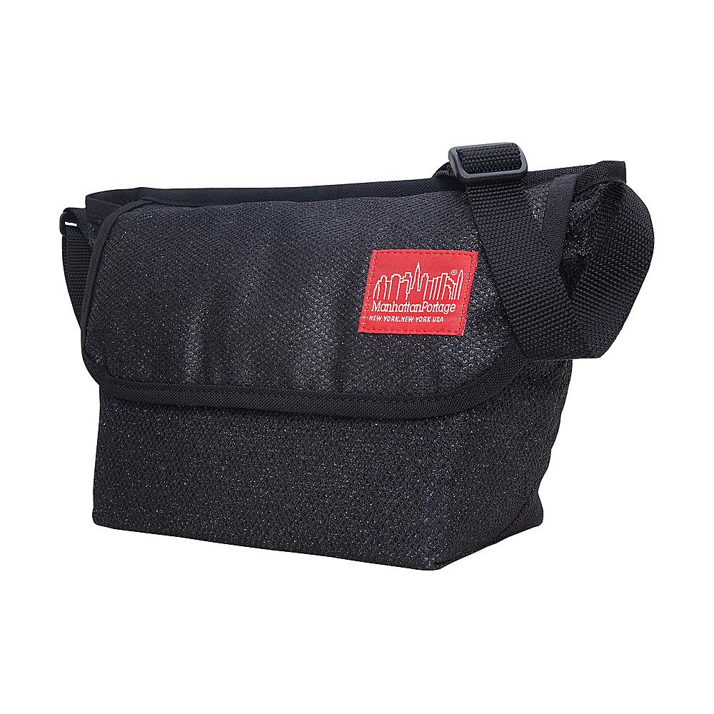 Manhattan Portage Midnight NY Messenger Bag Black - Manhattan Portage Messenger Bags - Work Bags & Briefcases, Messenger Bags