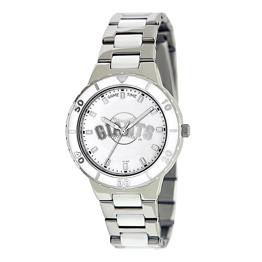 Game Time Pearl MLB Watch San Francisco Giants Game Time Watches