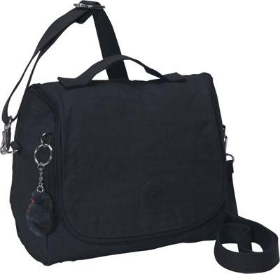 Kipling Kichirou Lunch Bag Black - Kipling Travel Coolers