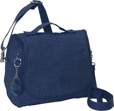 Kipling Kichirou Lunch Bag True Blue - Kipling Travel Coolers