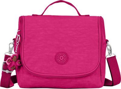 Kipling Kichirou Lunch Bag Very Berry - Kipling Travel Coolers
