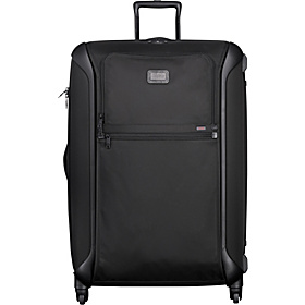 Alpha Lightweight Extended Trip Packing Case Black