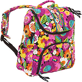 Double Zip Backpack  Va Va Bloom