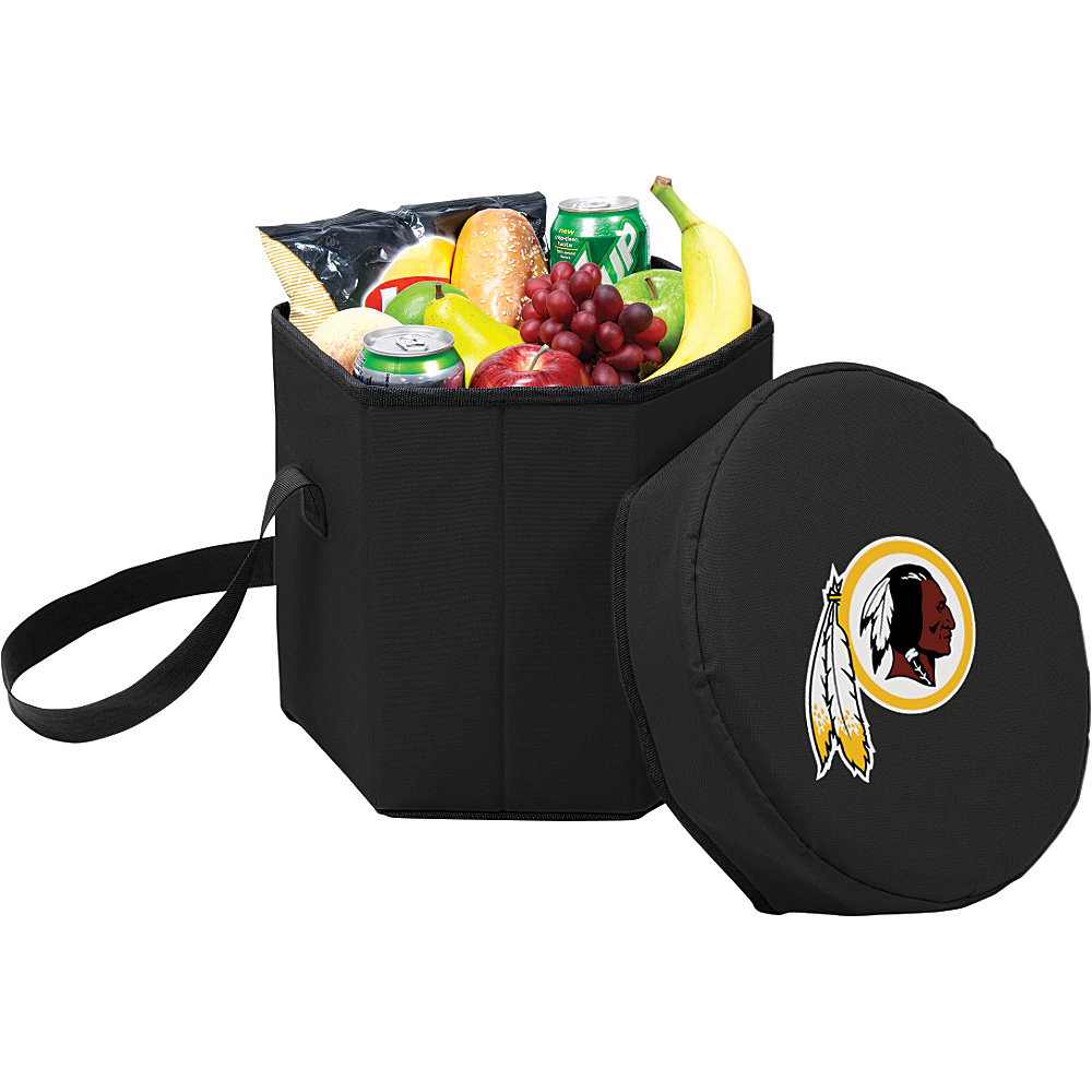 Picnic Time Washington Redskins Bongo Cooler Washington Redskins Black - Picnic Time Outdoor Coolers - Outdoor, Outdoor Coolers