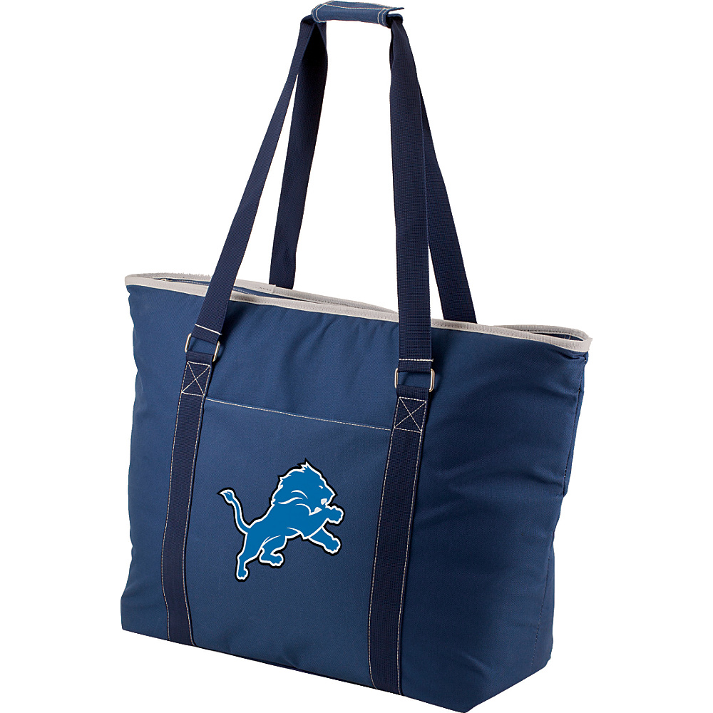 Picnic Time Detroit Lions Tahoe Cooler Detroit Lions Navy - Picnic Time Outdoor Coolers - Outdoor, Outdoor Coolers