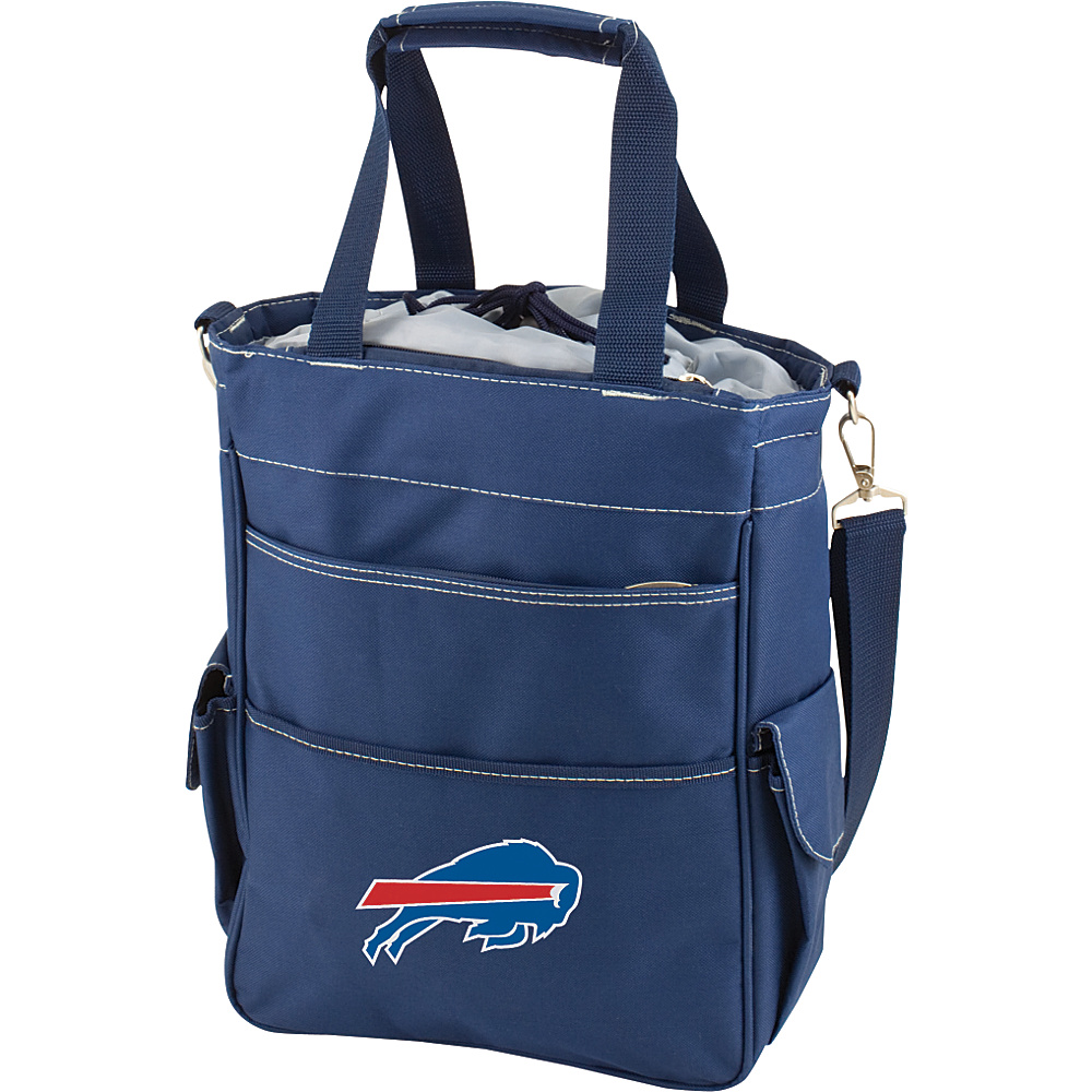Picnic Time Buffalo Bills Activo Cooler Buffalo Bills Navy - Picnic Time Outdoor Coolers - Outdoor, Outdoor Coolers