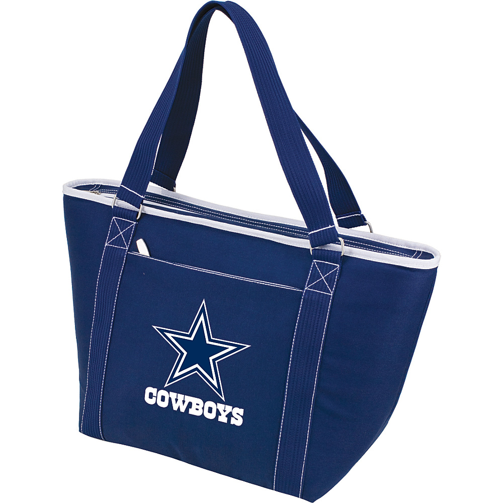 Picnic Time Dallas Cowboys Topanga Cooler Dallas Cowboys Navy - Picnic Time Outdoor Coolers - Outdoor, Outdoor Coolers
