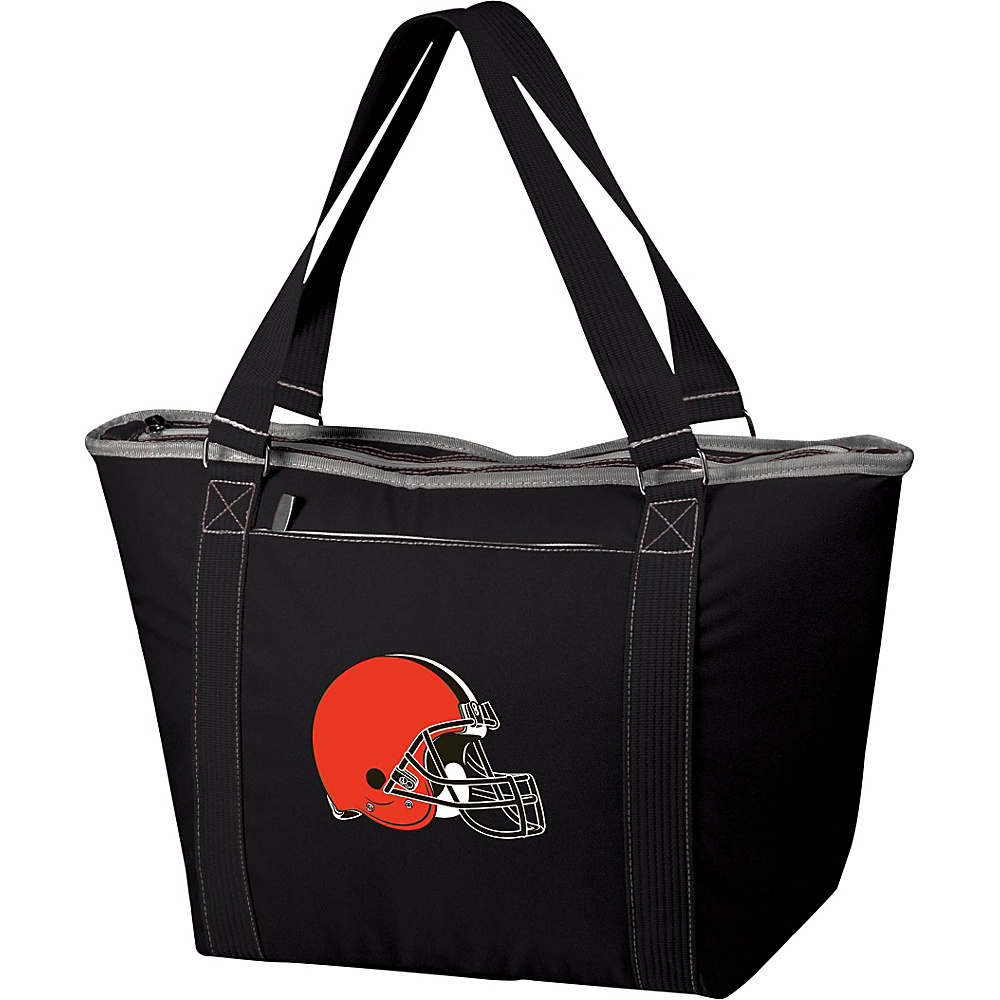 Picnic Time Cleveland Browns Topanga Cooler Cleveland Browns Black - Picnic Time Outdoor Coolers - Outdoor, Outdoor Coolers