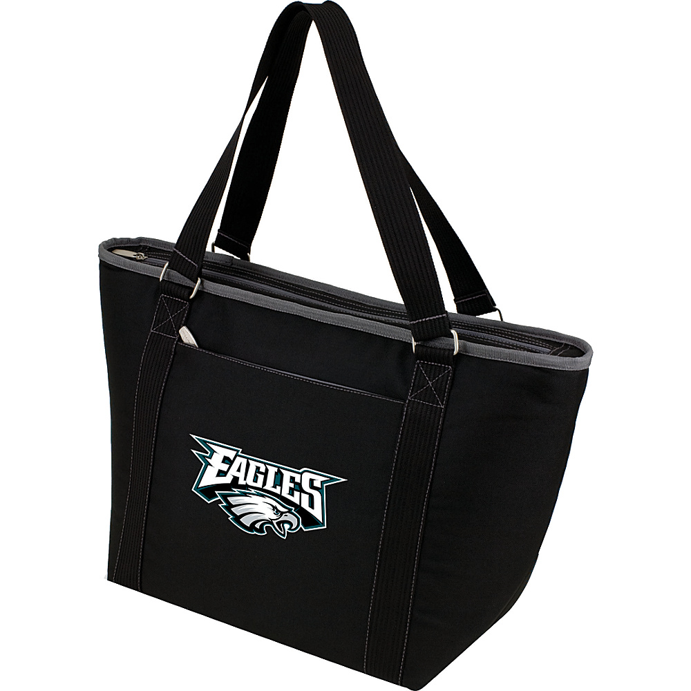 Picnic Time Philadelphia Eagles Topanga Cooler Philadelphia Eagles Black - Picnic Time Outdoor Coolers - Outdoor, Outdoor Coolers