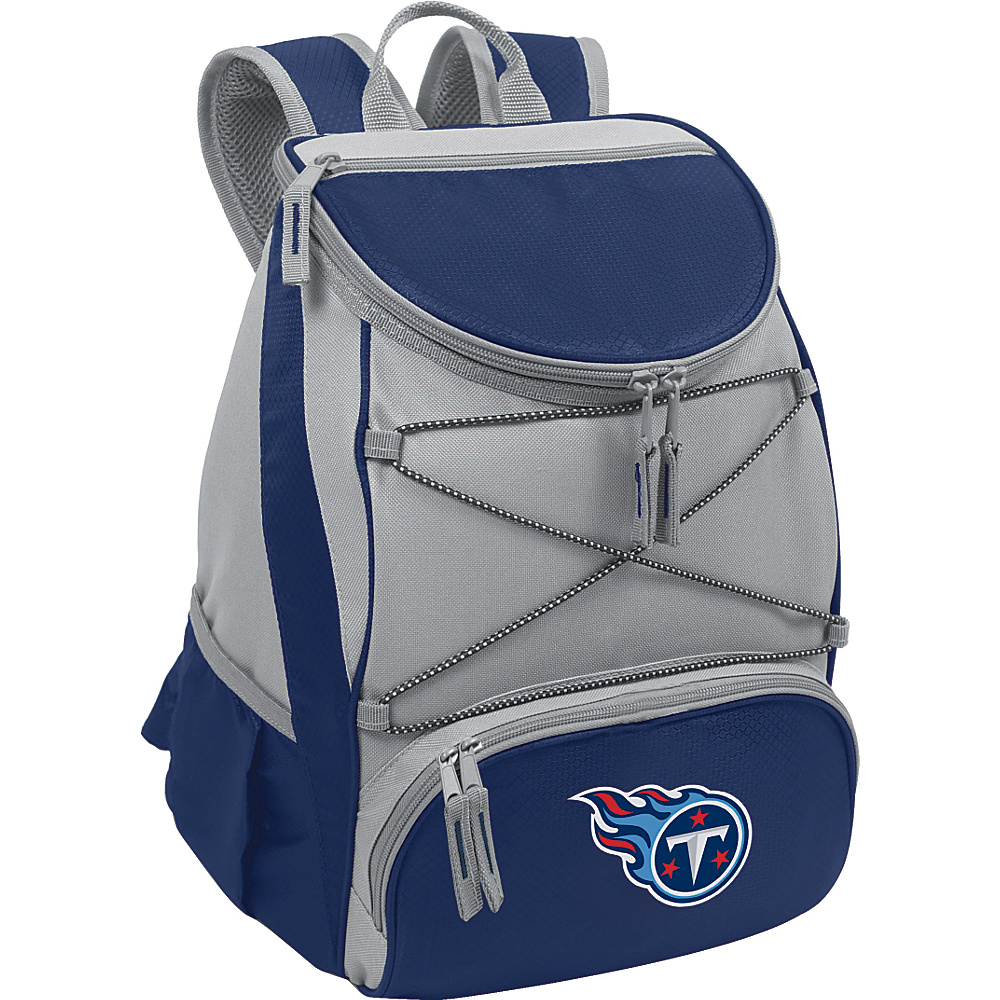 Picnic Time Tennessee Titans PTX Cooler Tennessee Titans Navy - Picnic Time Outdoor Coolers - Outdoor, Outdoor Coolers