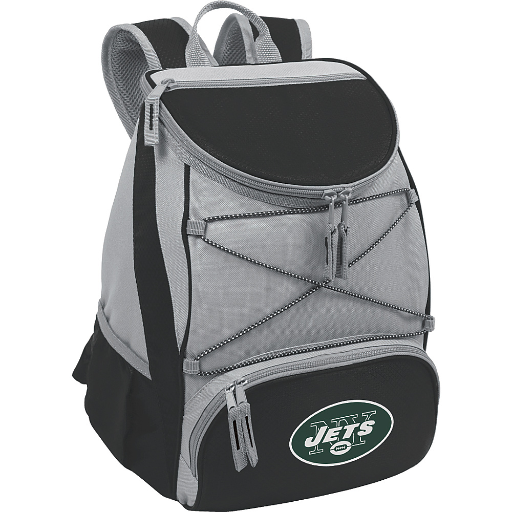 Picnic Time New York Jets PTX Cooler New York Jets Black - Picnic Time Outdoor Coolers - Outdoor, Outdoor Coolers