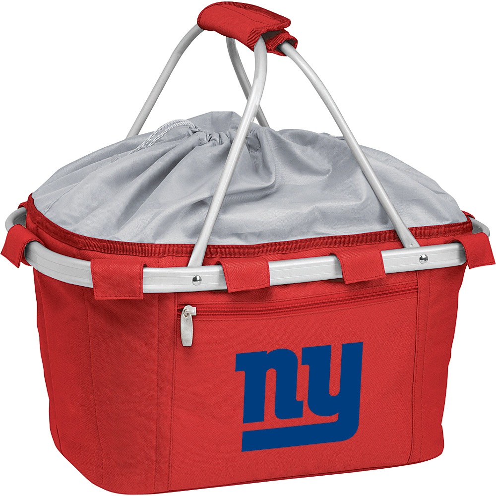 Picnic Time New York Giants Metro Basket New York Giants Red - Picnic Time Outdoor Coolers - Outdoor, Outdoor Coolers