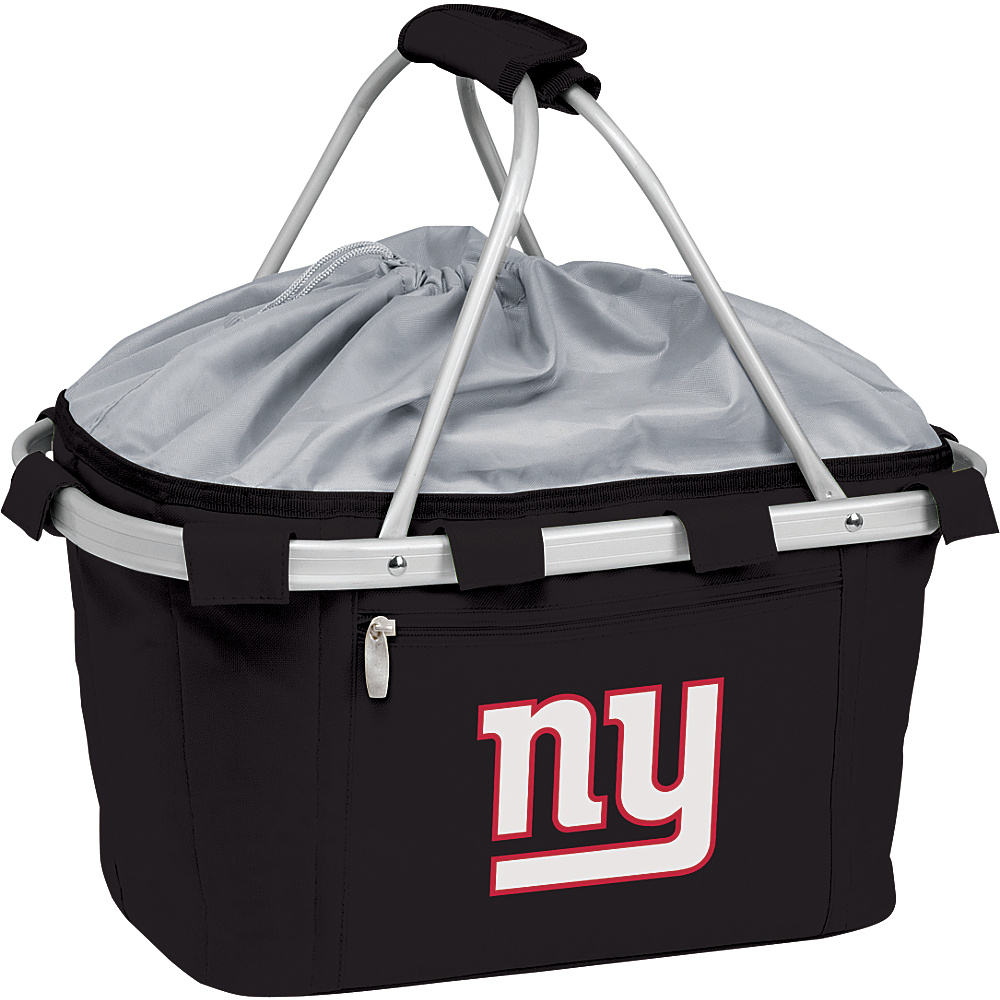 Picnic Time New York Giants Metro Basket New York Giants Black - Picnic Time Outdoor Coolers - Outdoor, Outdoor Coolers