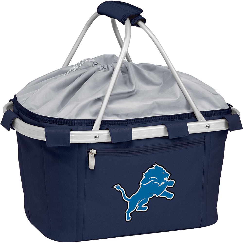 Picnic Time Detroit Lions Metro Basket Detroit Lions Navy - Picnic Time Outdoor Coolers - Outdoor, Outdoor Coolers