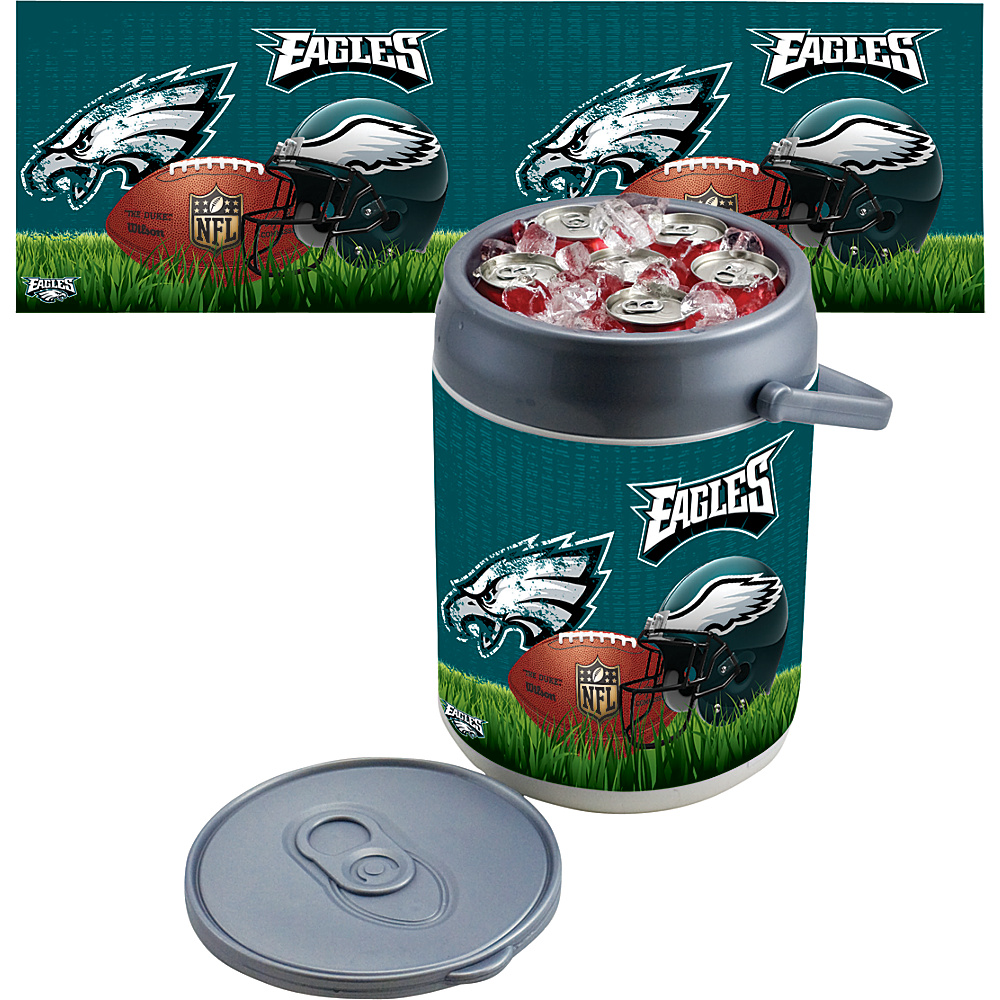 Picnic Time Philadelphia Eagles Can Cooler Philadelphia Eagles - Picnic Time Outdoor Coolers - Outdoor, Outdoor Coolers