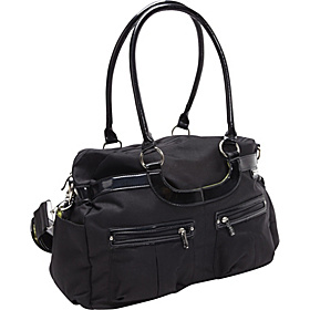 Satchel Diaper Bag Onyx