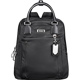 Voyageur Ascot Convertible Backpack  Black