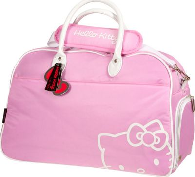 Hello Kitty Golf Hello Kitty Golf Hello Kitty Diva Duffle Golf Bag Pink - Hello Kitty Golf Gym Duffels