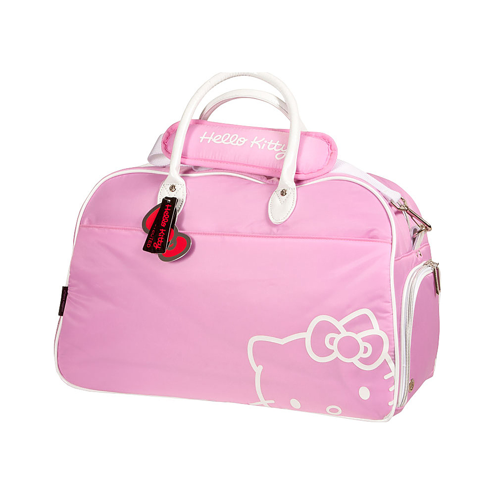 9f96455964ee Hello Kitty Golf Hello Kitty Diva Duffle Golf Bag Pink - Hello Kitty Golf  Gym Duffels
