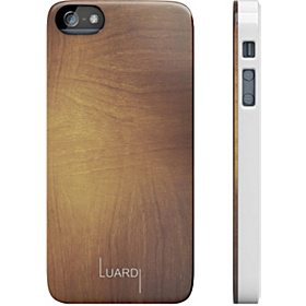 Wooden Case for iPhone 5 Black Walnut