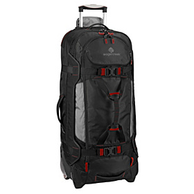 Gear Warrior Wheeled Duffel 36 Black
