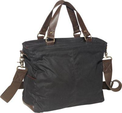 TOKEN Nostrand Waxed Duffle Bag