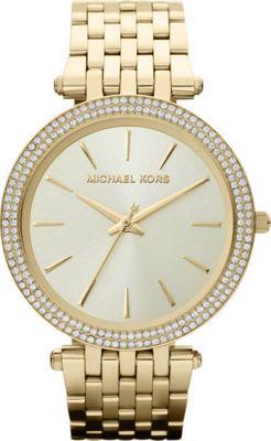 Michael Kors Watches Darci Watch Gold - Michael Kors Watches Watches