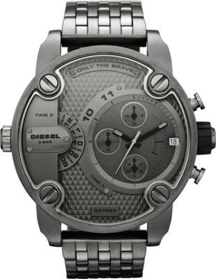 Diesel Watches Little Daddy Black/Black - Diesel Watches Watches