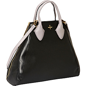 Yves Medium Tote Black