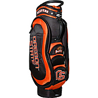 Team Golf NCAA Oregon State University Beavers Medalist Cart Bag Black - Team Golf Golf Bags