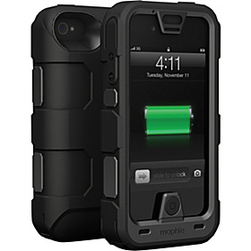 Juice Pack Pro for iPhone 4 / 4S Black