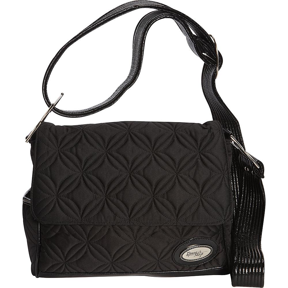 Donna Sharp Pauline Bag Licorice - Donna Sharp Fabric Handbags