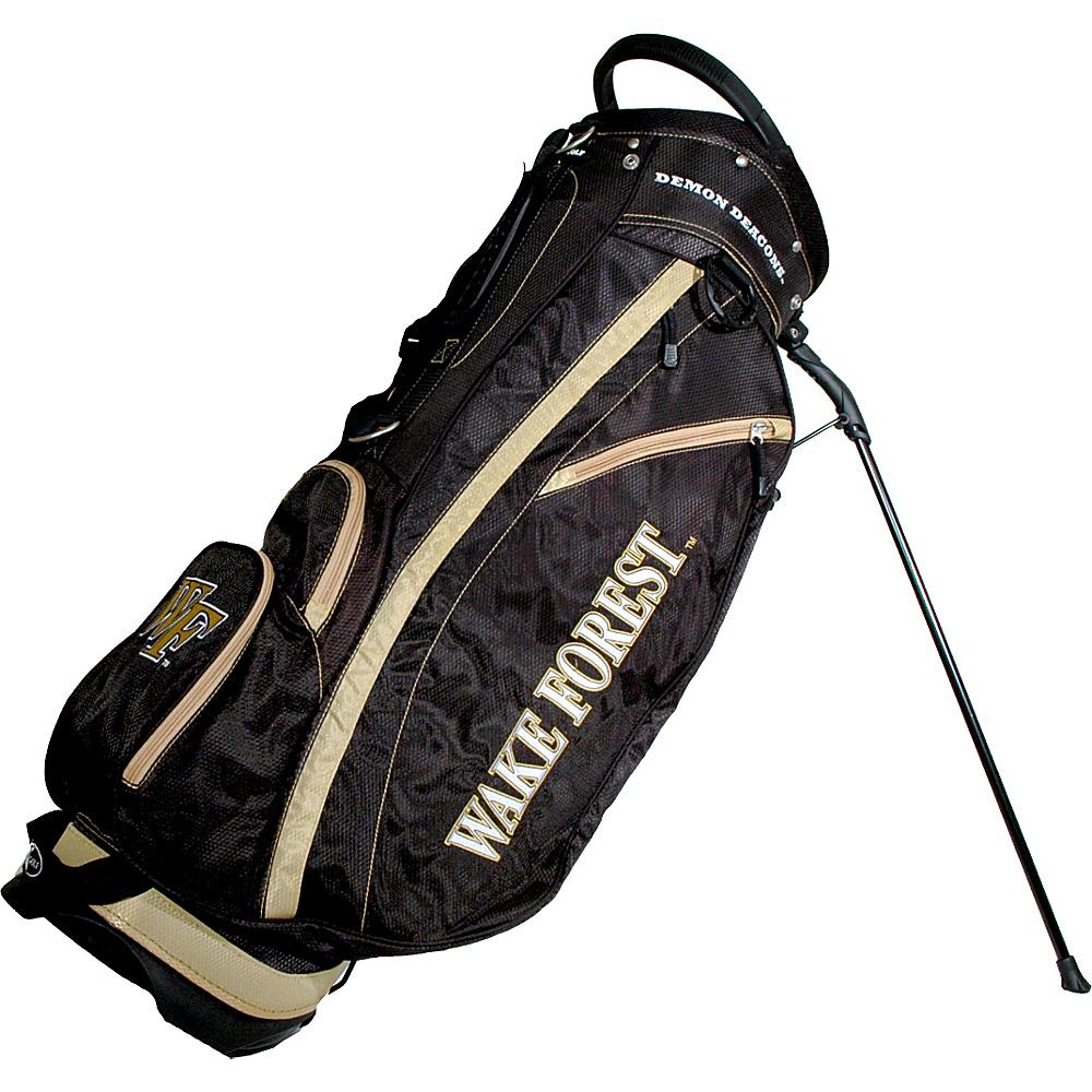 Team Golf USA NCAA Wake Forest University Demon Deacons Fairway Stand Bag Black - Team Golf USA Golf Bags