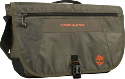 Timberland Twin Mountain 16 inch Messenger Bag Burnt Orange - Timberland Messenger Bags