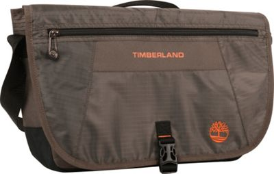 Timberland Twin Mountain 16 inch Messenger Bag Cocoa - Timberland Messenger Bags