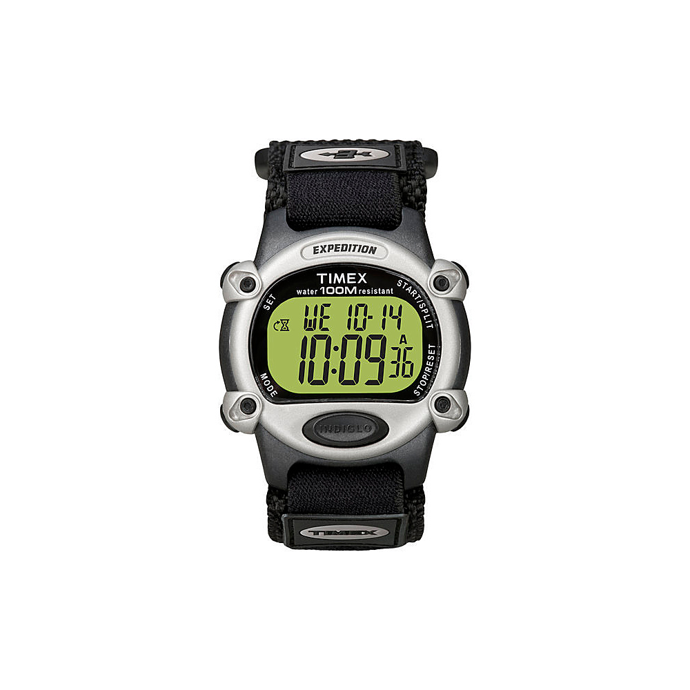 Timex Men's Expedition Watch Black - Timex Watches