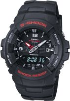 Casio Casio Men's G-Shock Classic Analog-Digital Watch Black - Casio Watches
