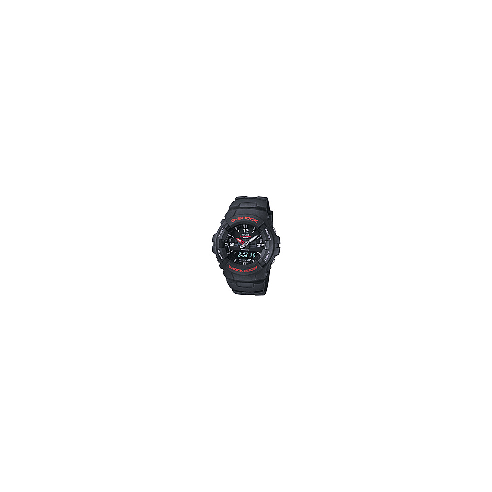 Casio Men's G-Shock Classic Analog-Digital Watch Black - Casio Watches