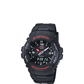 Men's G-Shock Classic Analog-Digital Watch Black