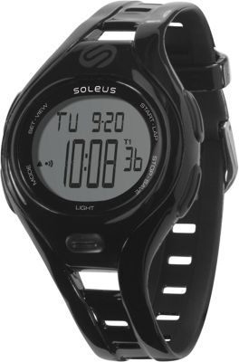 Soleus Dash Small Black - Soleus Watches