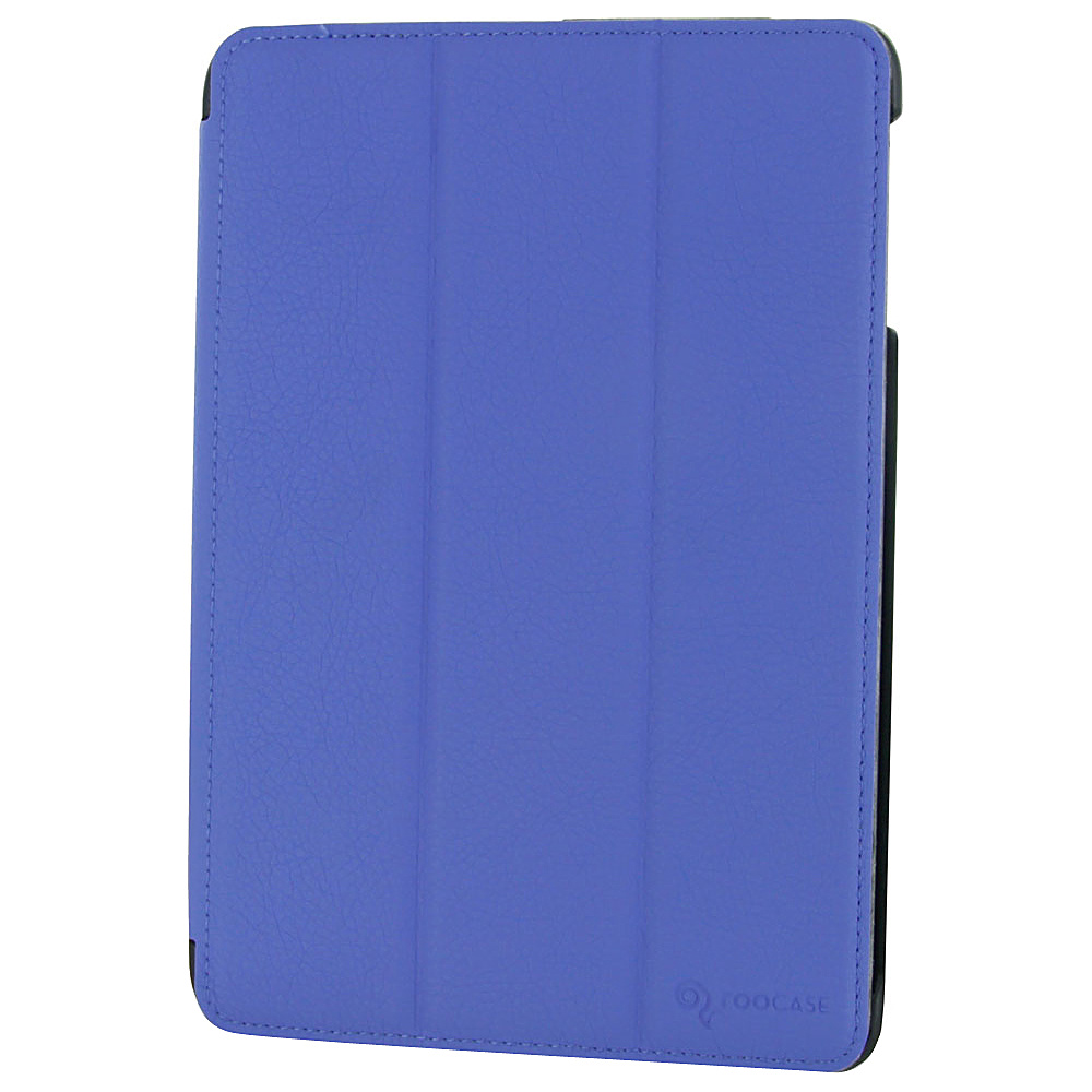 rooCASE Slimline Lightweight Shell Case for Apple iPad Mini Royal Blue - rooCASE Electronic Cases